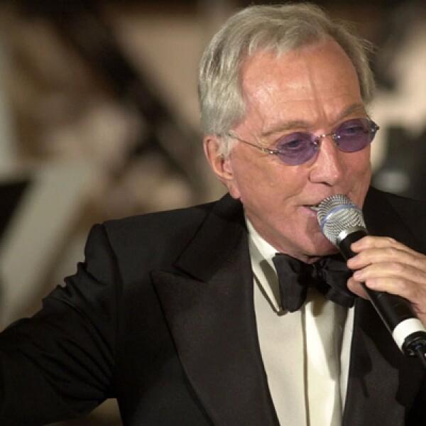 El famoso cantante, Andy Williams, falleció a los  84 años de edad el 25 de septiembre.