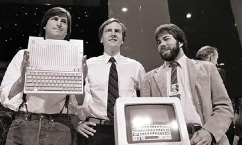 La computadora fue construida por los fundadores de la compañía Steve Jobs y Steve Wozniak. (Foto: AP)