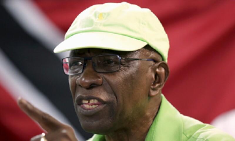 La medida contra Jack Warner fue anunciada este martes por la FIFA. (Foto: Reuters )