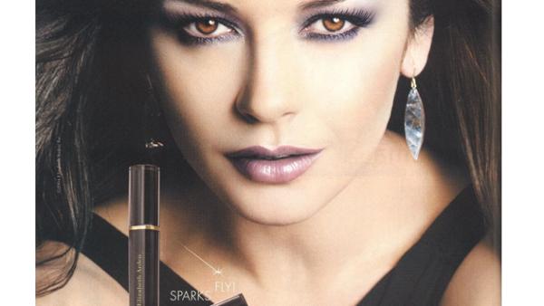 Catherine Zeta-Jones para Elizabeth Arden