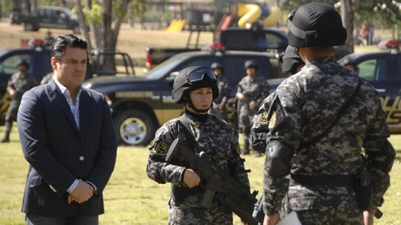 """showing 1st image of Juegos De Operar Pais De Los Juegos La """"policía mejor pagada"""" del país empieza a operar en Jalisco"""