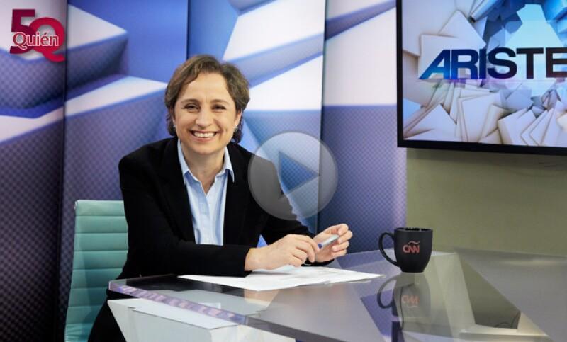 ¿Qué piensa Carmen Aristegui acerca de México? La periodista nos comparte su opinión acerca de sus sabores, olores, colores y más.