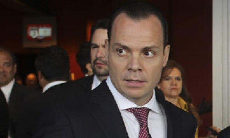El banco tiene participación en 18 estados, de acuerdo con el empresario Vázquez Aldir. (Foto: Cuartoscuro )