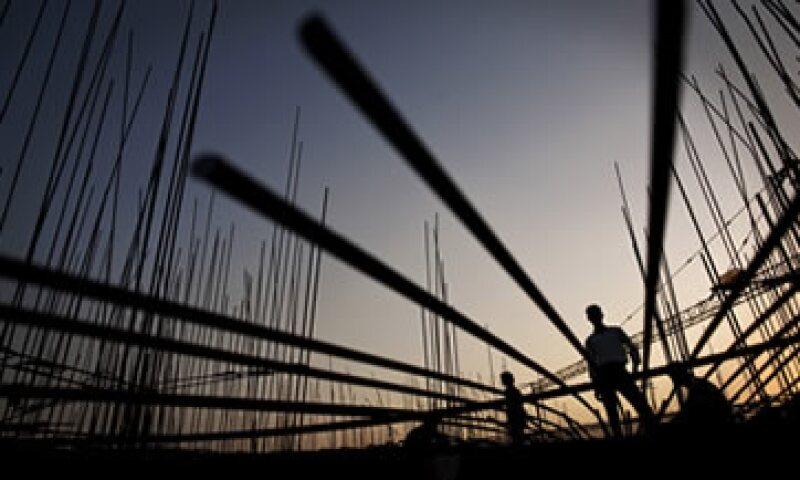 La construcción contratada por el sector público significó 51.8% del valor total y la del sector privado contribuyó con 48.2%. (Foto: AP)