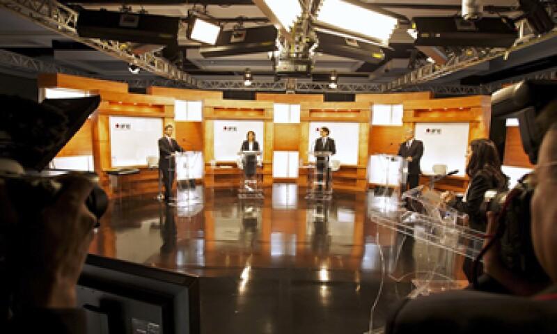 Los candidatos afrontan la segunda mitad de la campaña presidencial. (Foto: AP)