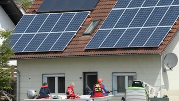 paneles solares California