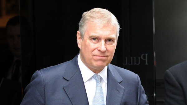 The Duke Of York Attends Mother London Alone After The Queen Withdrew From Public Engagements This Week