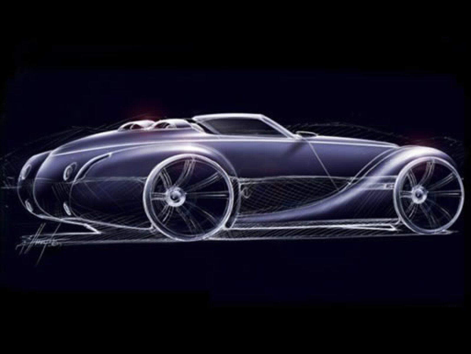 Dibujado por Matthew Humphries, y con la ingeniería para la producción por el experimentado grupo de diseño de la marca, el nuevo Aero SuperSports deberá entrar en producción a principios de 2010.