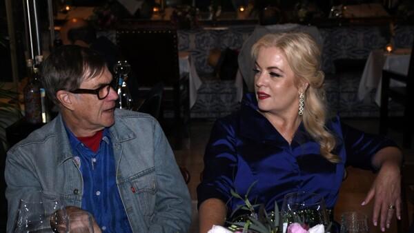Gus Van Sant y Sarah Hoch