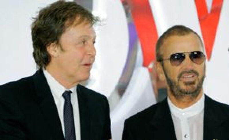 Los ex Beatles McCartney y Starr darán un espectáculo en el Radio City Music Hall el 4 de abril cuyas ganancias irán a la Fundación David Lynch.