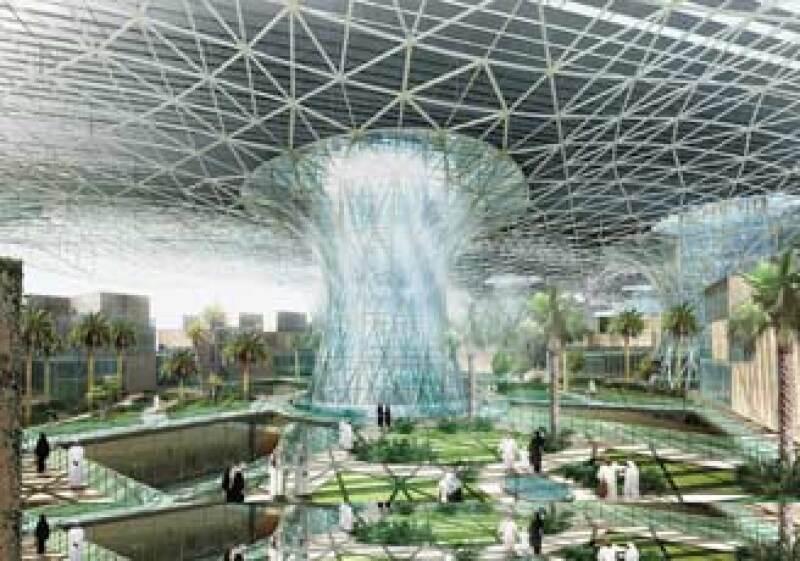 Masdar City será la primera ciudad totalmente sustentable de todo el mundo. (Foto: Especial)