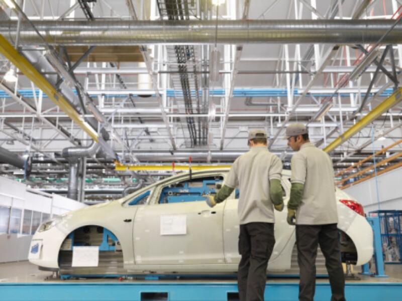 En 2013, la industria automotriz mexicana alcanzará los US$40,000 millones de divisas netas  generadas –30% más que las exportaciones del petróleo–.  Fuente: Asociación Mexicana de la Industria Automotriz (AMIA). (Foto: Getty Images)