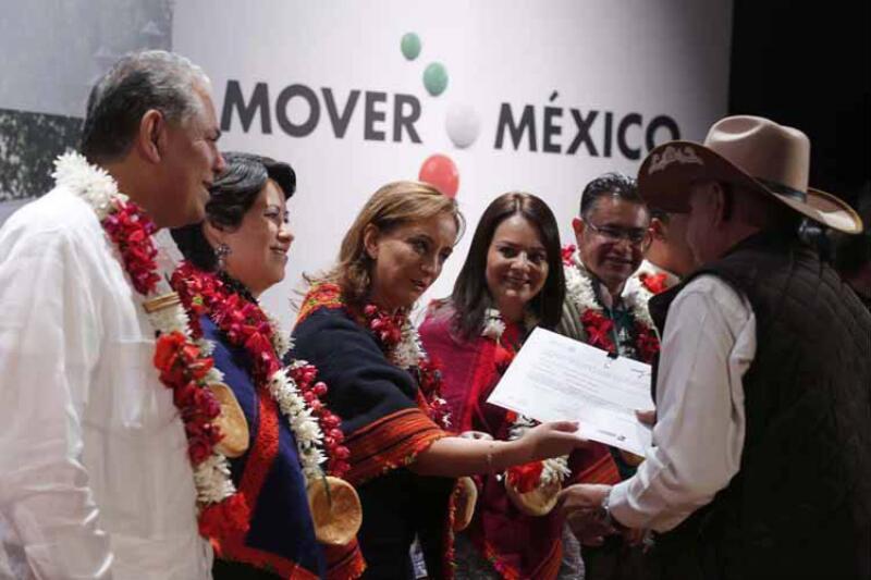 sectur y CDI firman convenio pro proyectos ind�genas para el Edomex