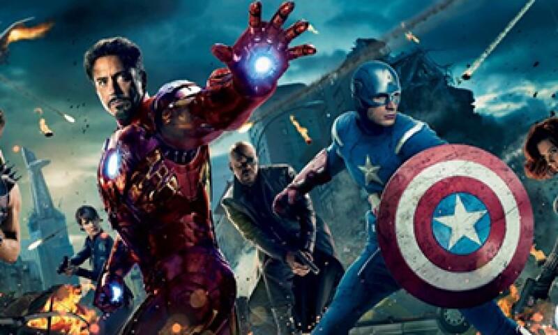 La primera película de Los Vengadores recaudó 4,500 mdd. (Foto: tomada de Facebook/Avengers )