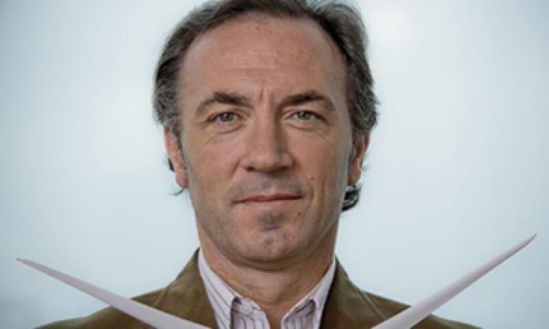 Miguel Ángel Alonso, director general de Acciona Energía en México. (Foto: Larha Baca)