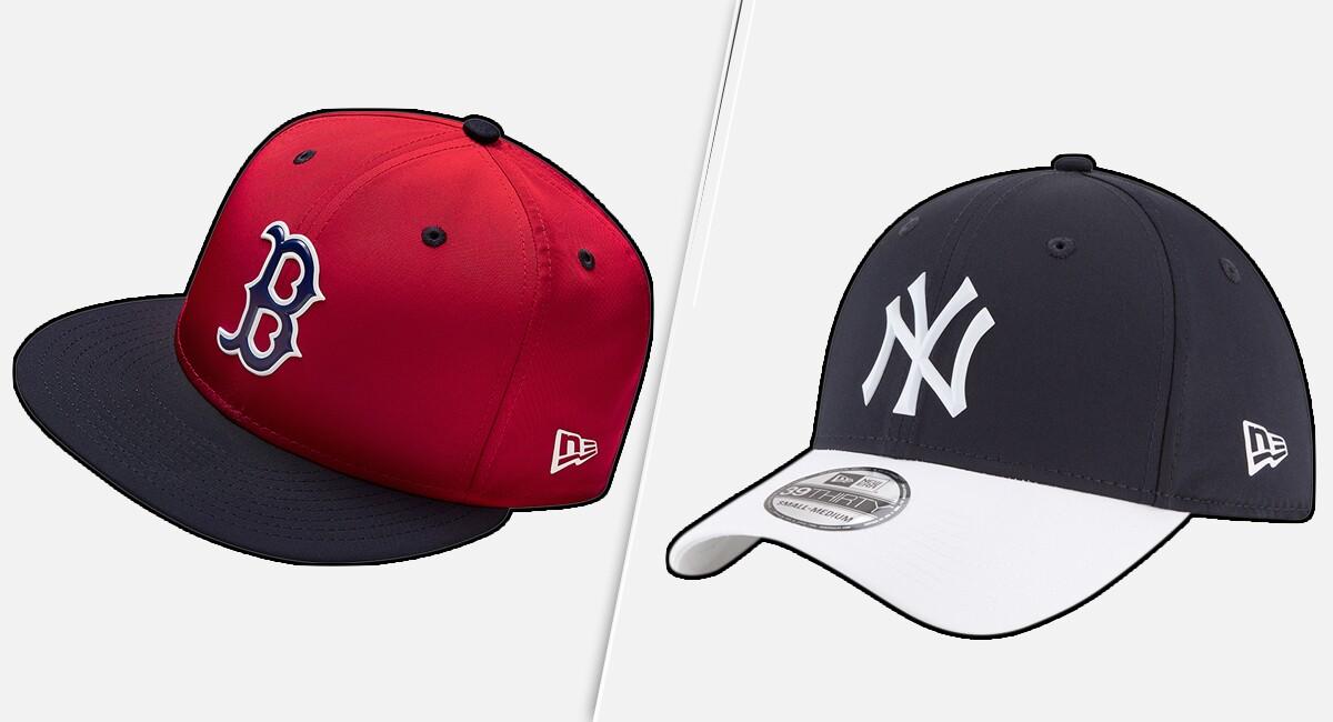 Las nuevas gorras de la MLB de New Era son perfectas para la próxima  temporada 0c518532831
