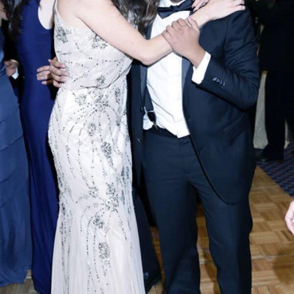 Cristina Cárdenas y Emiliano Renovales