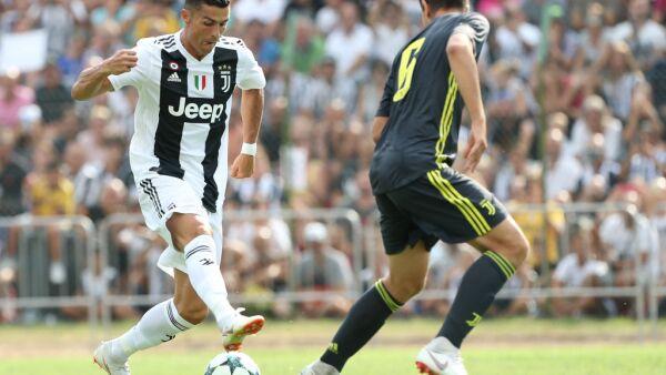 Juventus Cristiano Ronaldo gol