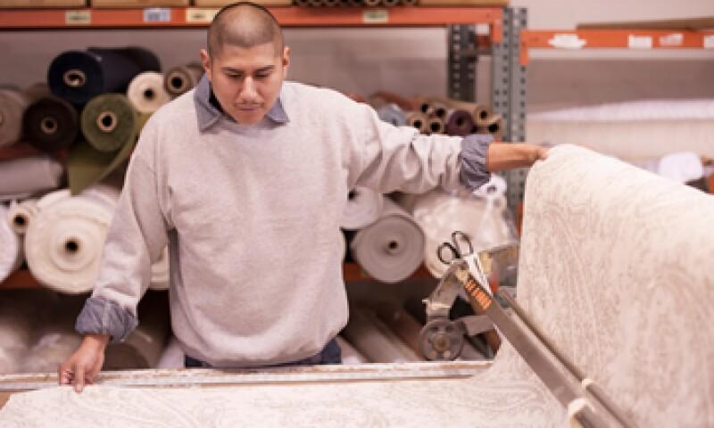 El índice manufacturero creció en octubre 1.6 puntos respecto a septiembre. (Foto: Getty Images )