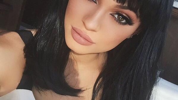 Kylie confesó en la entrevista que en realidad casi nunca se maquilla.