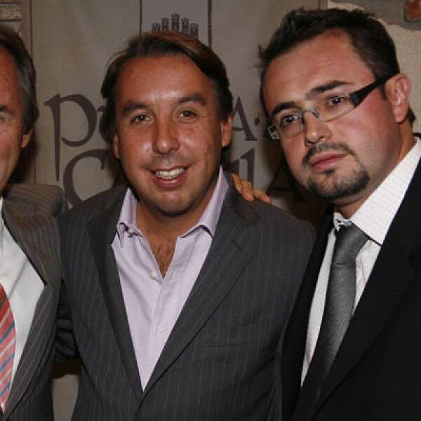 Emilio Azcárraga, se convirtió en el personaje del año gracias a sus movimientos estratégicos en negocios, política y competencia como la compra de Univisión y Bestel en telecomunicaciones.