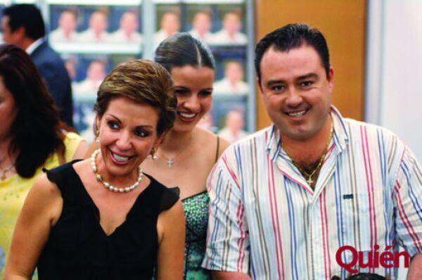 Marta Sahagún, Mónica Jurado, Manuel Bribiesca