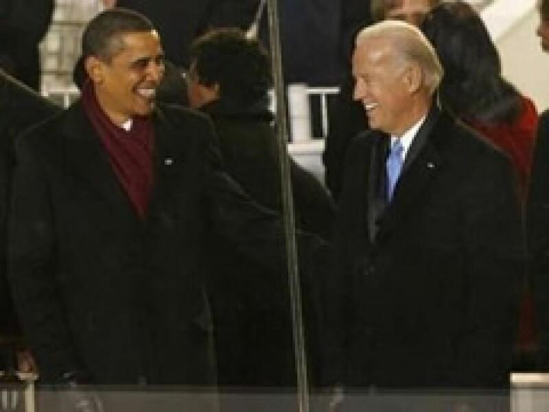 Barack Obama y Joe Biden darán seguimiento a la entrega de los recursos del plan de estímulo económico. (Archivo)