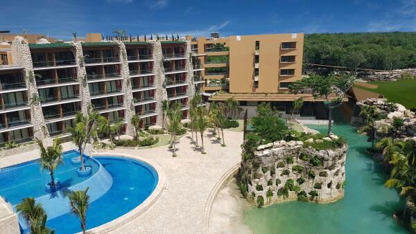 Hotel Xcaret 1