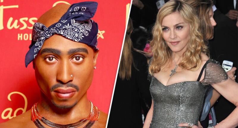 Tupac y Madonna