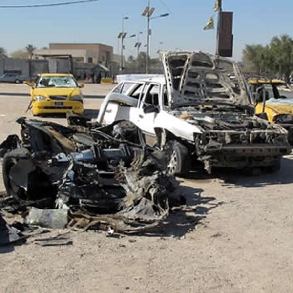 terrorismo, coche bomba