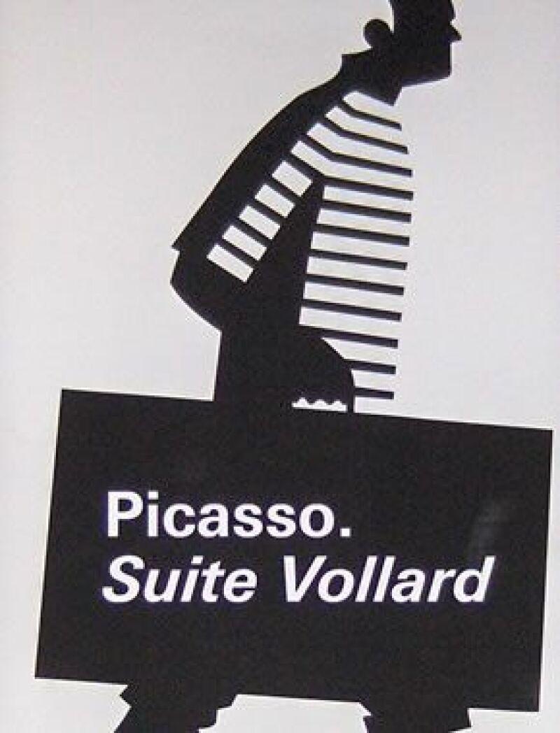 La colección Suite Vollard del afamado pintor estará en Cancún hasta el primero de marzo.