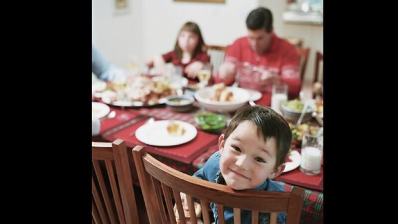 comida en familia