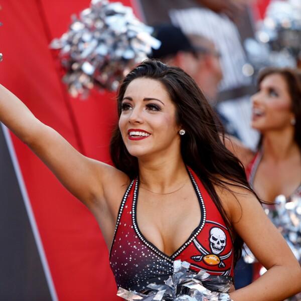 Las porristas más bellas de la NFL