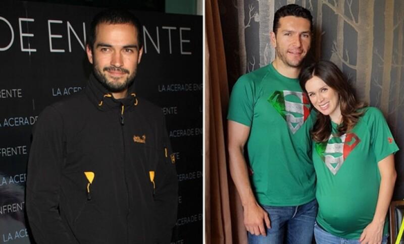 Poncho Herrera y Jacky Bracamontes, esposa de Martín Fuentes, opinaron sobre el polémico tema.