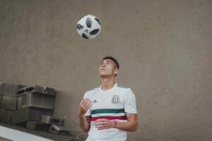 México visitante Rusia 2018 2