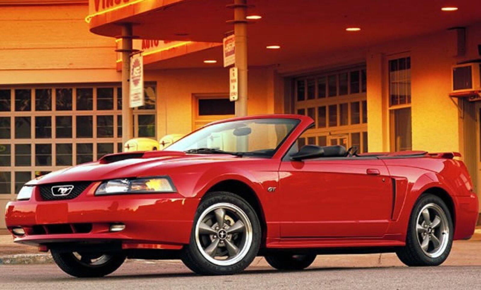 Ford Mustang GT Premium convertible