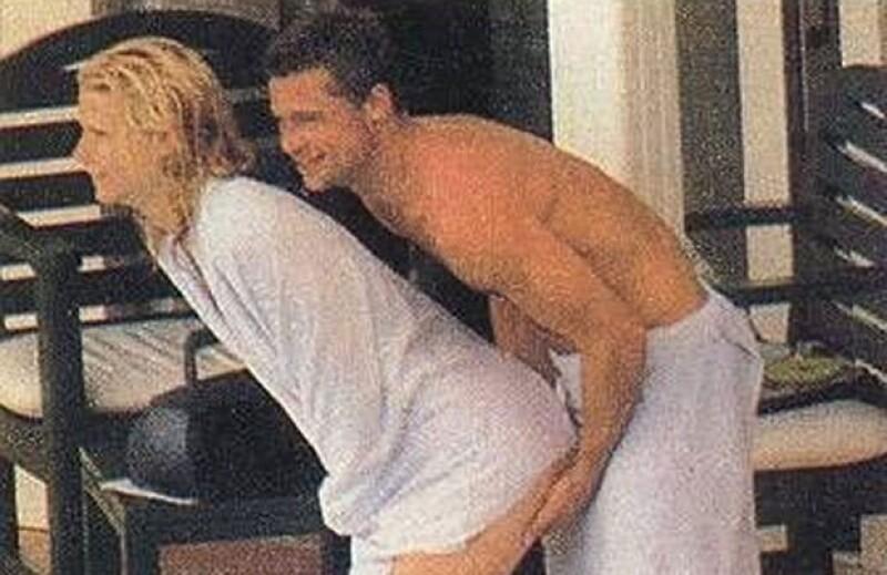 Brad Pitt y Gwyneth Paltrow no se salvaron de ver expuesta su intimidad.