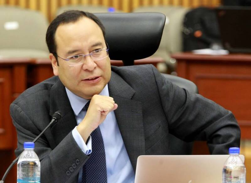 El consejero fue señalado por el representante de Morena de haber dado un giro político al caso.