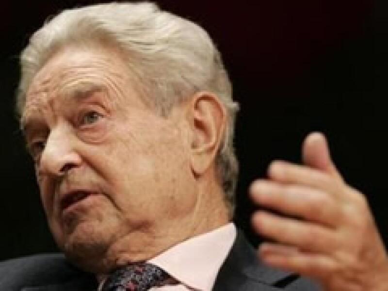 George Soros sugirió a Europa un acuerdo global para salvar a su moneda. (Foto: Reuters)