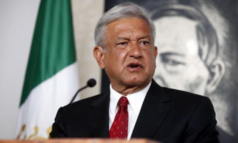La reducción del gasto es uno de los pilares del plan de AMLO, dijo Rogelio Ramírez de la O. (Foto: Notimex)