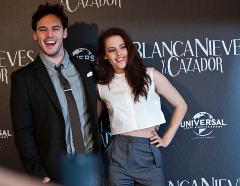 """Hace unos días la actriz visitó la Ciudad de México para promocionar su nueva película """"Blancanieves y el Cazador"""", y nos platicó lo que la motivó a ser una """"princesa""""."""
