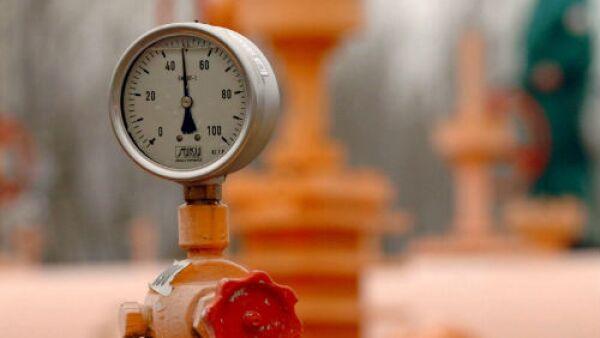 gasoducto con medidor