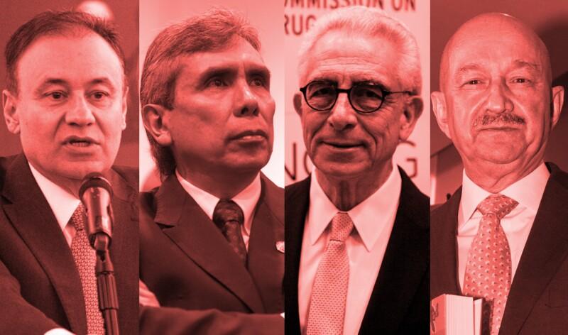 Actores del caso Colosio