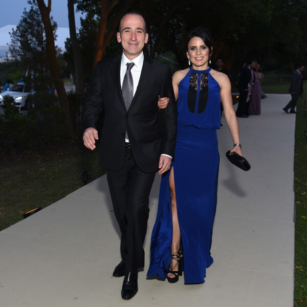 Ernesto L¢pez Clariond y  Claudia de la Torre.jpg