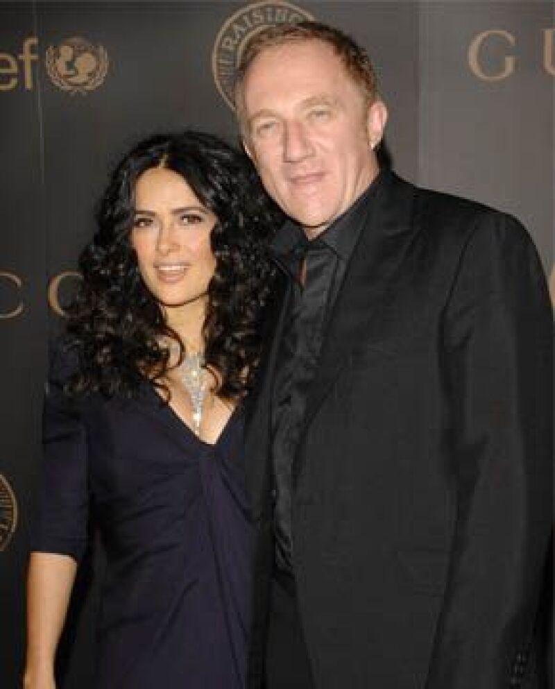 Al casarse con un empresario de la talla de François-Henri Pinault, la actriz mexicana  tendrá a su disposición una impresionante lista de negocios de lujo.