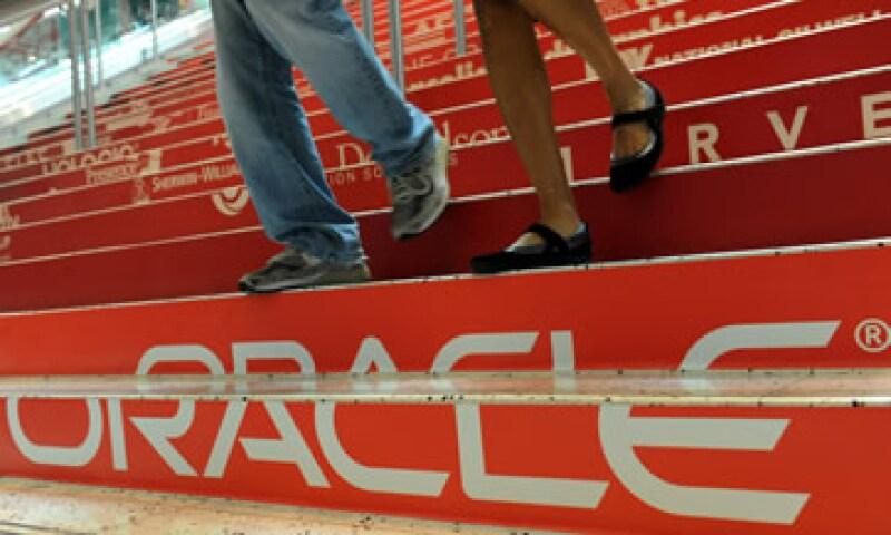 Oracle dijo este lunes que pagaría 43 dólares por cada acción de RightNow, que basa sus servicios en la nube. (Foto: Reuters)