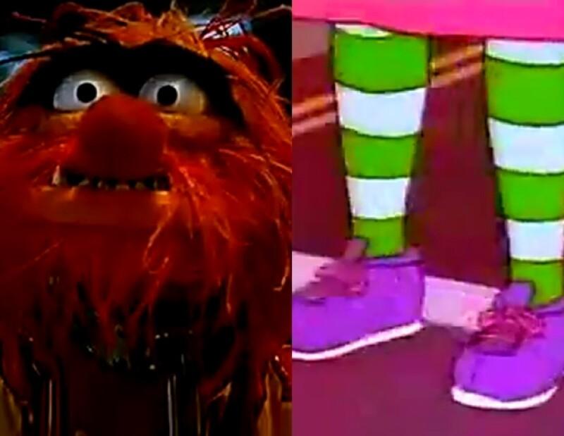 El rostro de Nanny, quien cuidaba de los Muppets, siempre fue un gran misterio.