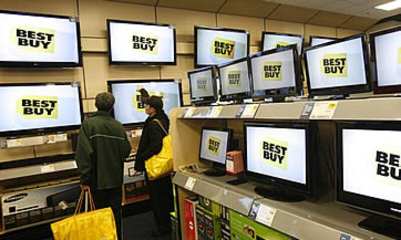 En México Best Buy compite con los departamentos de electrónica de cadenas de autoservicios y departamentales, además de clubes de precios. (Foto: AP)