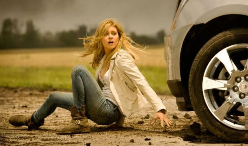 Nicola Peltz ya tiene experiencia en cintas de acción y fantasía.