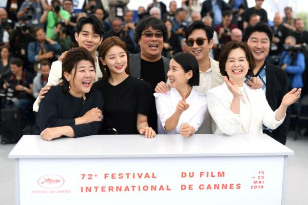 """Parasite"" Photocall - The 72nd Annual Cannes Film Festival"